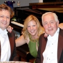Tenor Anthony Kearns and Accompanist Patrick Healy after ThanksUSA concert in McLean 2010