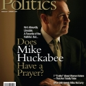 AR Gov. Mike Huckabee featured on cover of Campaigns & Elections